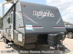 Used 2017  Heartland RV Pioneer RG28 by Heartland RV from PPL Motor Homes in Houston, TX