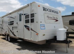 Used 2008  Forest River Rockwood 8272S by Forest River from PPL Motor Homes in Houston, TX