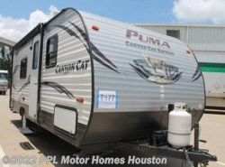 Used 2016  Palomino Canyon Cat 18FBC by Palomino from PPL Motor Homes in Houston, TX