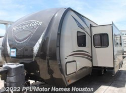 Used 2014  Forest River Wildwood Heritage Glen 282BHIS by Forest River from PPL Motor Homes in Houston, TX