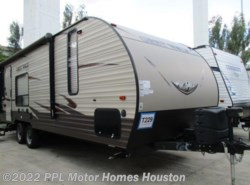 Used 2016  Forest River Grey Wolf 25RL by Forest River from PPL Motor Homes in Houston, TX
