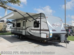 Used 2016 Heartland RV Pioneer RG26 available in Houston, Texas