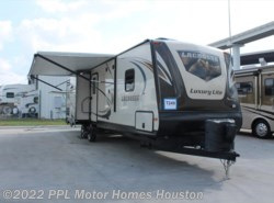 Used 2015  Glaval Primetime Lacrosse Luxury 329 BHT by Glaval from PPL Motor Homes in Houston, TX