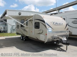 Used 2017  Forest River  Shasta Oasis 25RS by Forest River from PPL Motor Homes in Houston, TX
