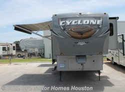 Used 2012  Heartland RV Cyclone 3800 by Heartland RV from PPL Motor Homes in Houston, TX