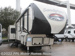 Used 2017 Forest River Sandpiper 372LOK available in Houston, Texas