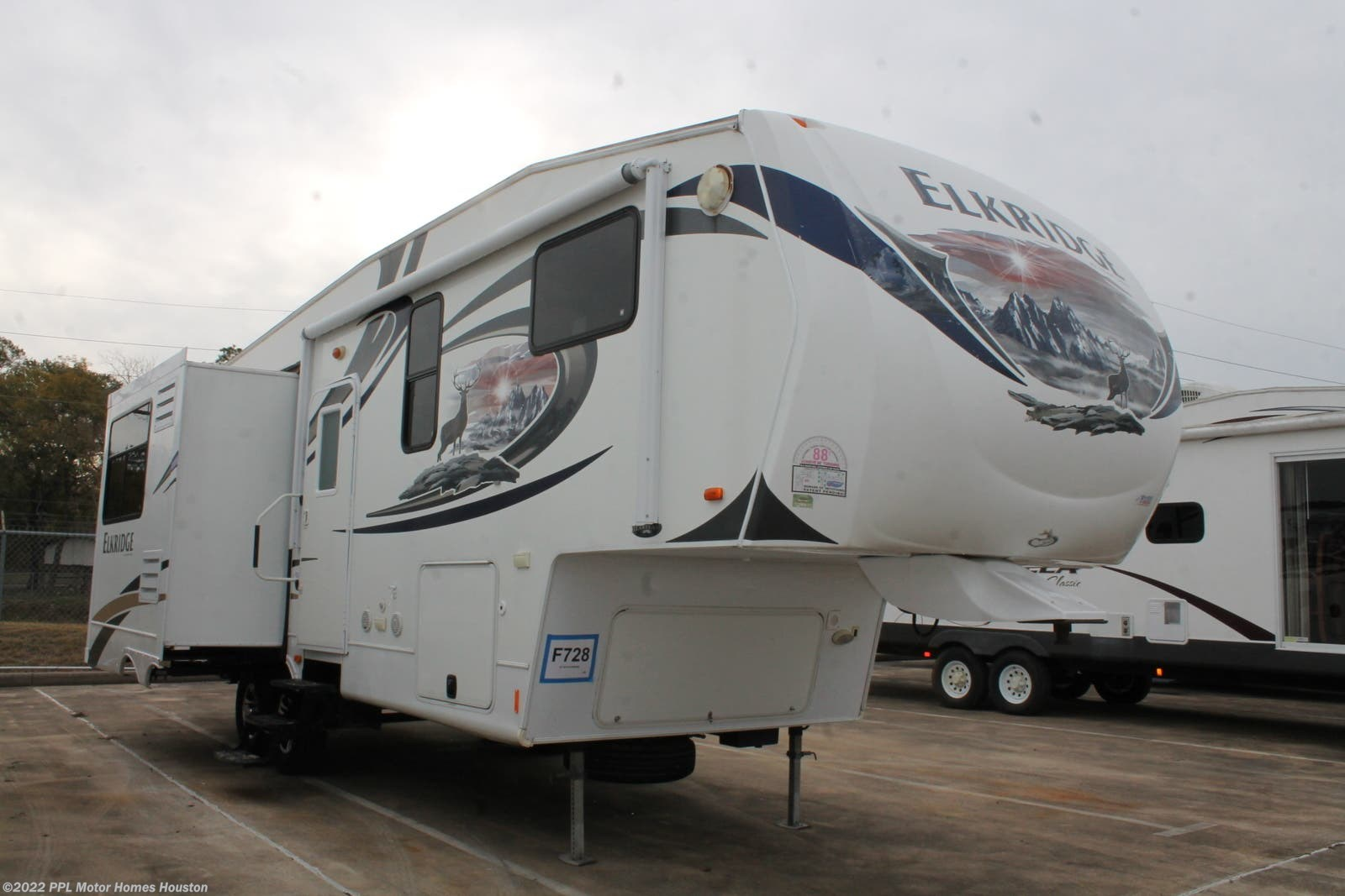 Used Rv Houston >> 2012 Heartland Rv Elkridge 28tsre For Sale In Houston Tx 77074 F728