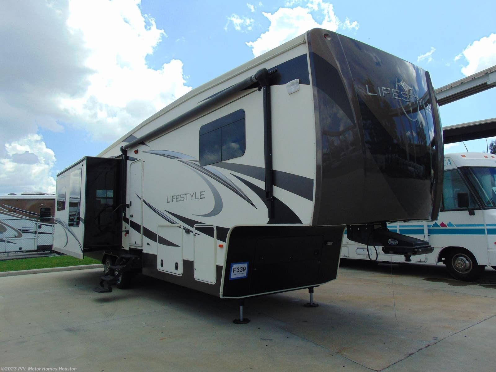 Used Rv Houston >> 2015 Evergreen Rv Rv Lifestyle Luxury Ls37cksl For Sale In Houston Tx 77074 F339