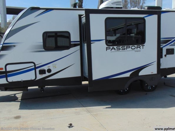 2020 Keystone Passport Grand Touring 2210 RBWE available in Houston, TX
