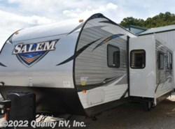 New 2017  Forest River  28CKDS SALEM by Forest River from Quality RV, Inc. in Linn Creek, MO