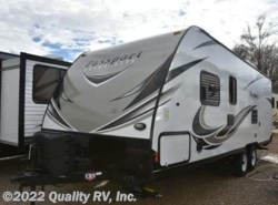 New 2017  Keystone  239ML PASSPORT ULTRA LITE by Keystone from Quality RV, Inc. in Linn Creek, MO