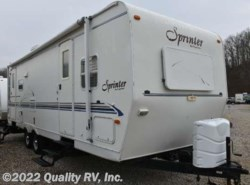 Used 2002  Keystone  274RL SPRINTER by Keystone from Quality RV, Inc. in Linn Creek, MO