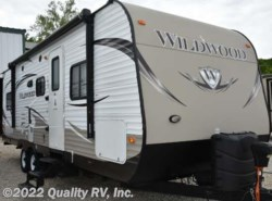 Used 2014  Forest River  26TBSS WILDWOOD by Forest River from Quality RV, Inc. in Linn Creek, MO