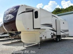 New 2018  Forest River Cedar Creek HATHAWAY 34RL2 by Forest River from Quality RV, Inc. in Linn Creek, MO
