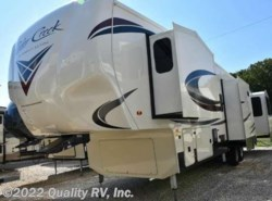 New 2018  Forest River Cedar Creek Silverback EDITION 37RL by Forest River from Quality RV, Inc. in Linn Creek, MO