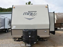 New 2018  Forest River Rockwood Mini Lite 2507S by Forest River from Quality RV, Inc. in Linn Creek, MO