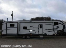 New 2018  Forest River Salem Hemisphere 356QB by Forest River from Quality RV, Inc. in Linn Creek, MO