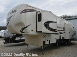 New 2018  Forest River Cedar Creek Silverback EDITION 35IK by Forest River from Quality RV, Inc. in Linn Creek, MO