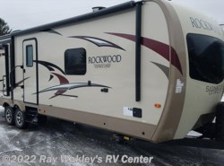 New 2017  Forest River Rockwood Signature Ultra Lite 8329SS by Forest River from Ray Wakley's RV Center in North East, PA