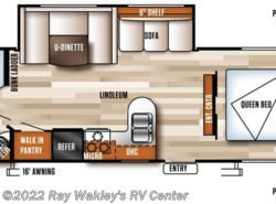 New 2017  Forest River Salem Cruise Lite T263BHXL by Forest River from Ray Wakley's RV Center in North East, PA