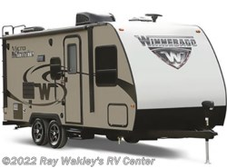 New 2018  Winnebago Micro Minnie 2106FBS by Winnebago from Ray Wakley's RV Center in North East, PA