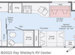 New 2018  Winnebago Vista 29VE by Winnebago from Ray Wakley's RV Center in North East, PA