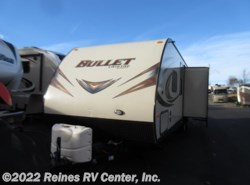 Used 2014  Keystone Bullet Ultra Lite 31BHPR by Keystone from Reines RV Center, Inc. in Manassas, VA