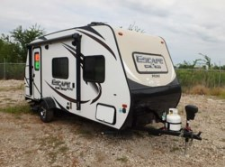 New 2018  K-Z Escape MINI 181KS by K-Z from McClain's RV Rockwall in Rockwall, TX