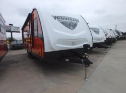 New 2018  Winnebago Minnie 2455BHS by Winnebago from McClain's Longhorn RV in Sanger, TX