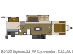 New 2017  Heartland RV North Trail  33BKSS King by Heartland RV from ExploreUSA RV Supercenter - MESQUITE, TX in Mesquite, TX