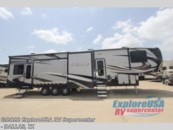 2018 Heartland RV Cyclone 4250