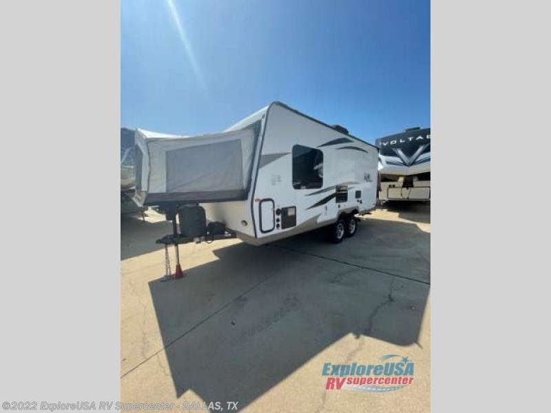 2019 Forest River Rockwood Roo M19