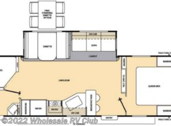 New 2017  Coachmen Catalina 283DDS by Coachmen from Wholesale RV Club in Ohio