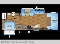 New 2017  Jayco Greyhawk 26Y by Jayco from Wholesale RV Club in Ohio