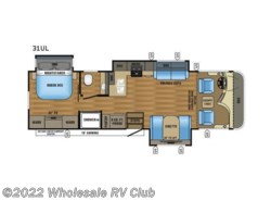 New 2017  Jayco Precept 31UL by Jayco from Wholesale RV Club in Ohio