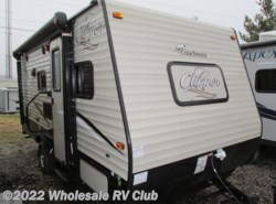 New 2017  Coachmen Clipper 17BH by Coachmen from Wholesale RV Club in Ohio