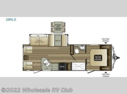 New 2017  Keystone Cougar X-Lite 28RLS by Keystone from Wholesale RV Club in Ohio