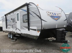 New 2017  Forest River Salem 30KQBSS by Forest River from Wholesale RV Club in Ohio