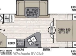 New 2018  Coachmen Freedom Express 257BHS by Coachmen from Wholesale RV Club in Ohio