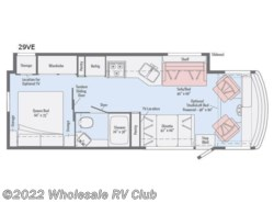 New 2018  Winnebago Vista 29VE by Winnebago from Wholesale RV Club in Ohio