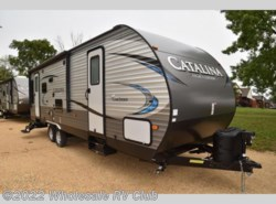 New 2018  Coachmen Catalina Legacy 263RLS by Coachmen from Wholesale RV Club in Ohio