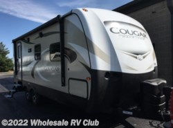 New 2018  Keystone Cougar Half-Ton Series 22RBS by Keystone from Wholesale RV Club in Ohio