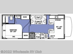 New 2018  Forest River Sunseeker 2350LE by Forest River from Wholesale RV Club in Ohio