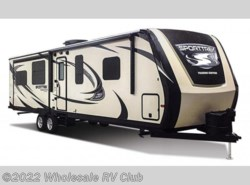 New 2018  Venture RV SportTrek Touring Edition 343VIK by Venture RV from Wholesale RV Club in Ohio