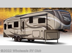 New 2019  Jayco Pinnacle 36FBTS by Jayco from Wholesale RV Club in Ohio