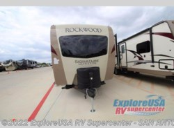 New 2018  Forest River Rockwood Signature Ultra Lite 8326BHS by Forest River from ExploreUSA RV Supercenter - SAN ANTONIO, TX in San Antonio, TX