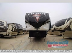 New 2018  Heartland RV Cyclone 4115 by Heartland RV from ExploreUSA RV Supercenter - SAN ANTONIO, TX in San Antonio, TX