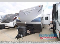 New 2018  CrossRoads Zinger ZR285RL by CrossRoads from ExploreUSA RV Supercenter - SAN ANTONIO, TX in San Antonio, TX
