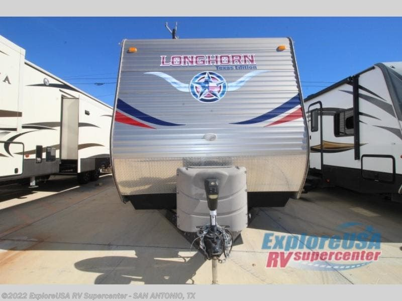 2015 CrossRoads Longhorn LHT32RE Texas Edition