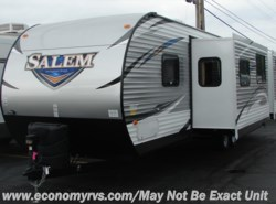 New 2017  Forest River Salem 28CKDS by Forest River from Economy RVs in Mechanicsville, MD